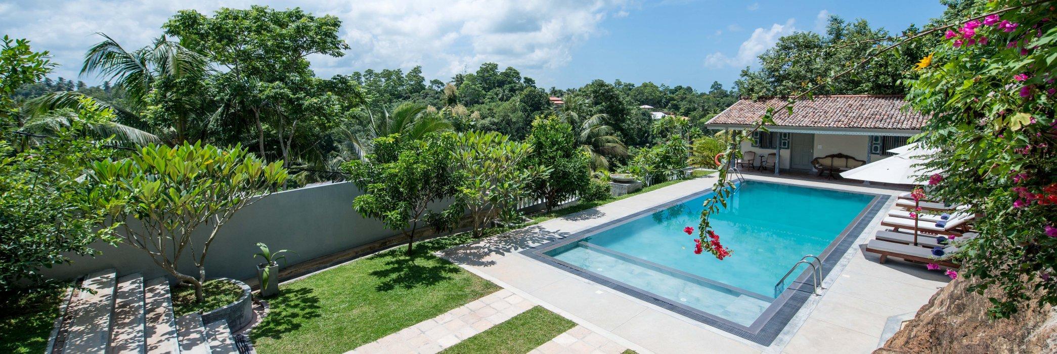 gallery the horizon hill top villa best hotel in unawatuna